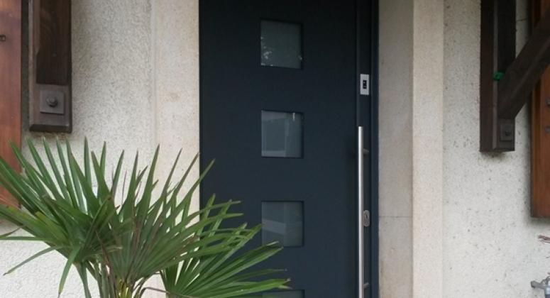 Comment choisir sa porte d 39 entr e - Comment cacher une porte d entree ...